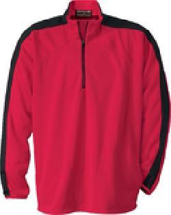 Ash City Lifestyle Athletic Separates 88104 - Men's Half-Zip Double Knit Top