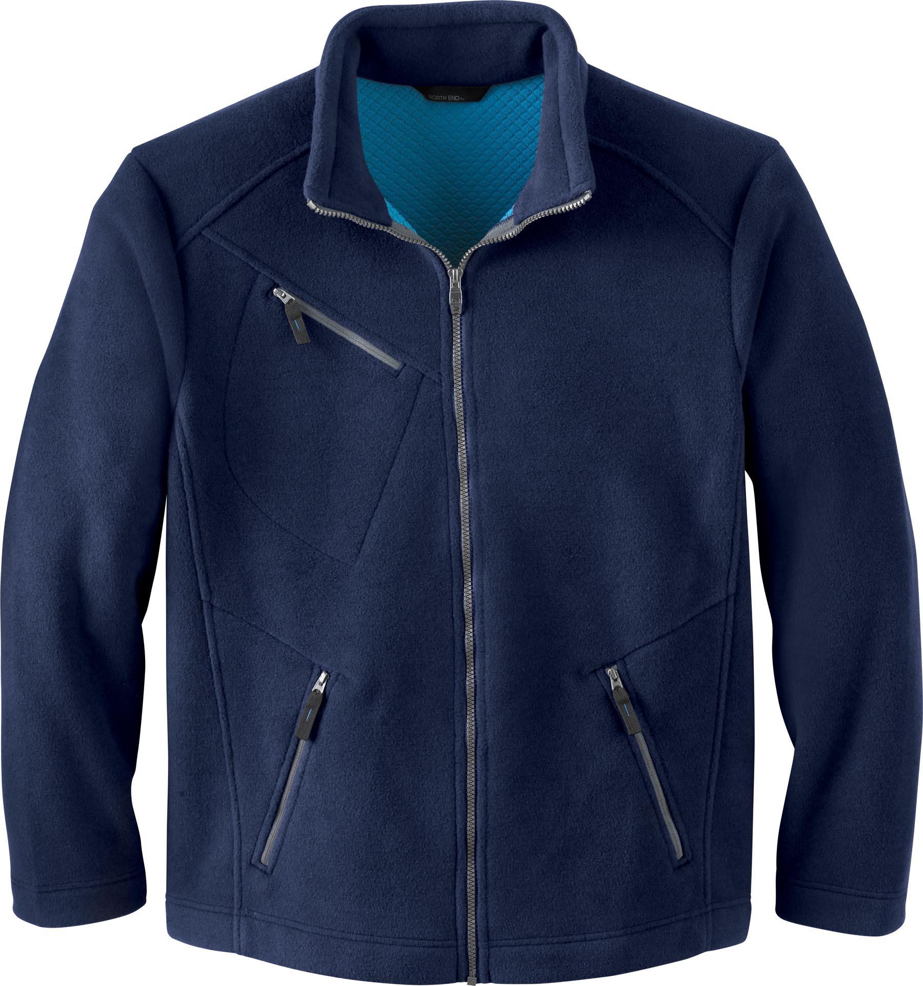 Ash City Bonded Fleece 88157 - Men's Bonded Jacqoard ...