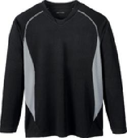 Ash City Lifestyle Performance Tops 88158 - Men's Athletic Long Sleeve Sport Top