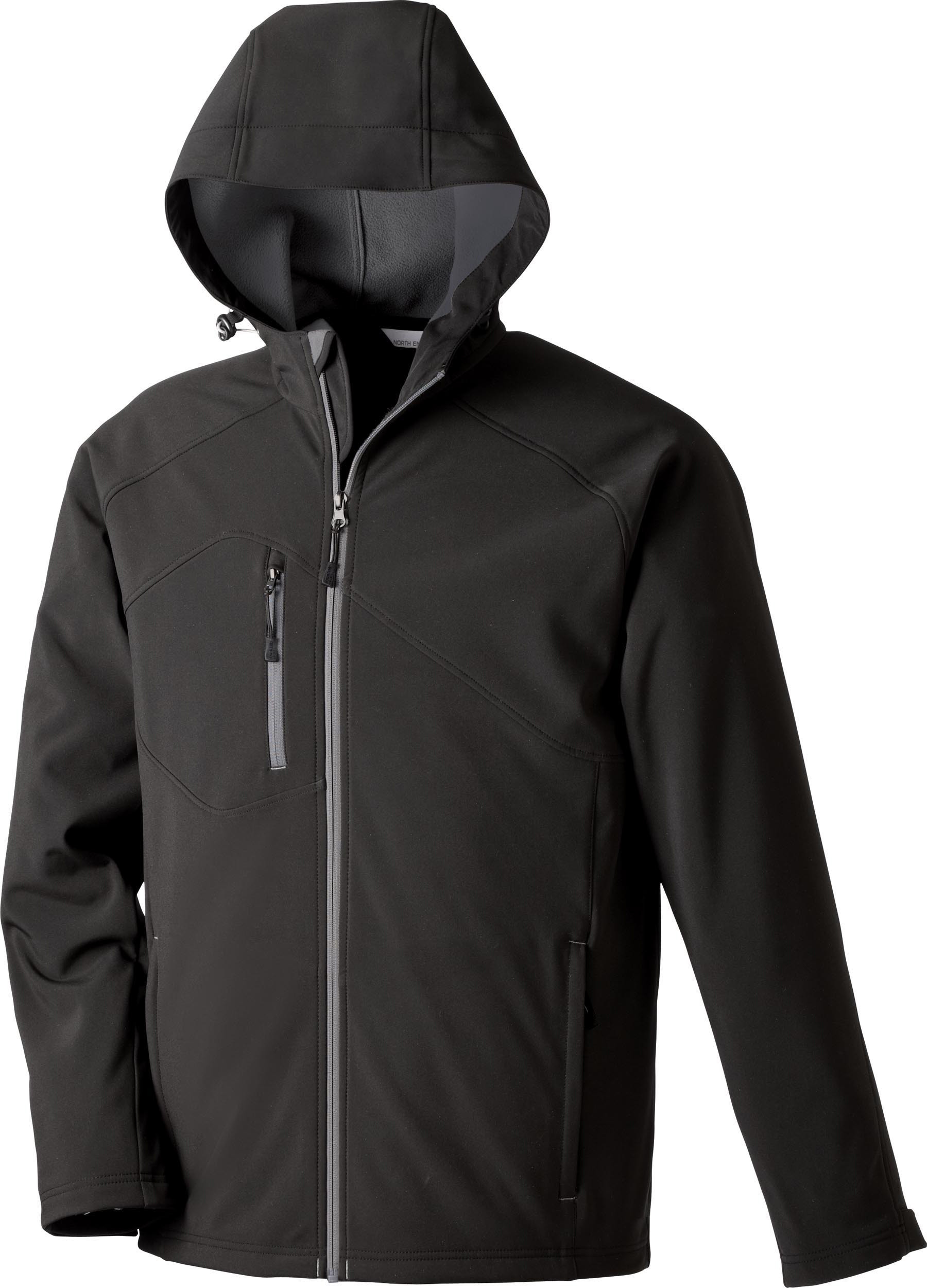 Ash City UTK 1 Warm.Logik 88166 - Prospect Men's Soft Shell Jacket With Hood