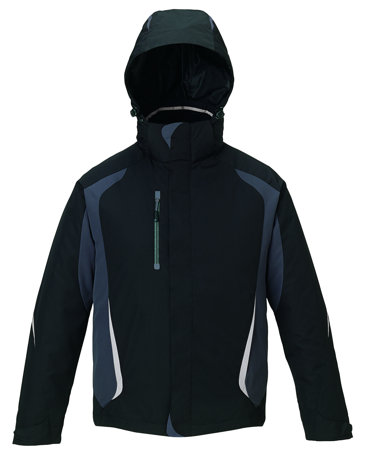 Ash City System Jackets 88195 - Height Men's 3-In-1 Jacket With Insulated Liner