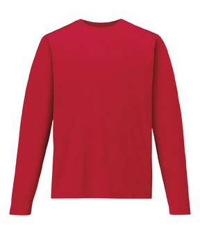 Ash City Twill 88199 - Agility Outwear Men's Performance Lone Sleeve Pique Polo Crew Neck