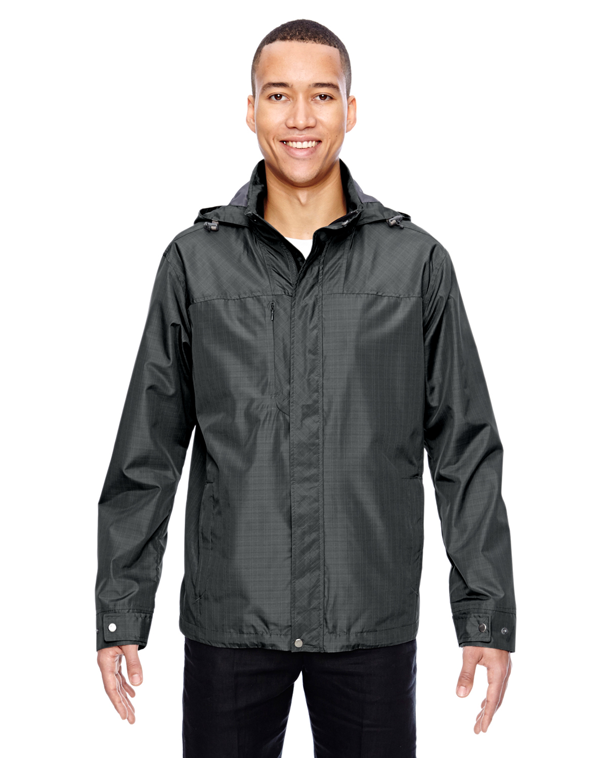 Ash City - North End 88216 - Men's Excursion Transcon Lightweight Jacket with Pattern