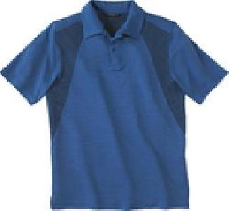 Ash City e.c.o Knits 88624 - Men's Performance Polyester (from Bamboo Charcoal Nano-Particles) Two-Tone Jacquard Polo