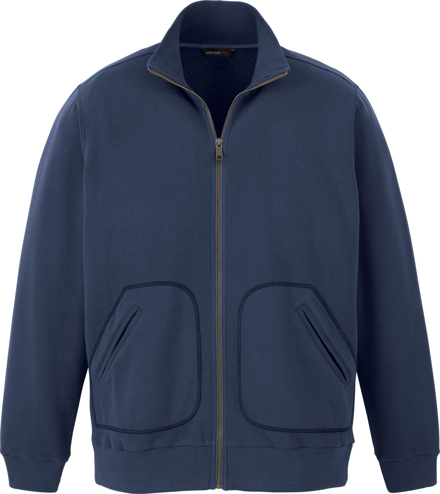 Ash City Cotton/Poly Fleece 88642 - Men's Cotton Polyester ...