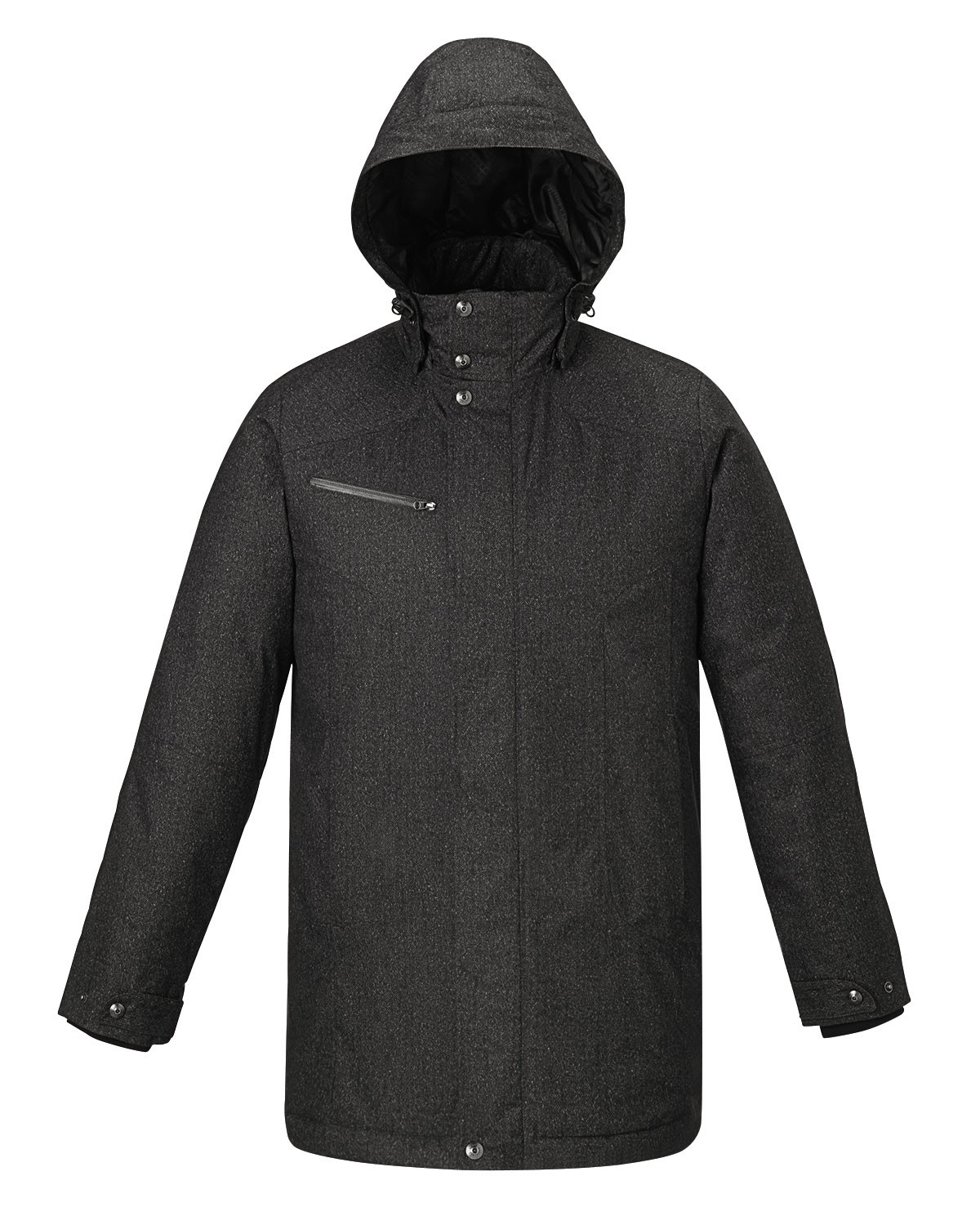 Ash City Insulated 88684 - Enroute Men's Textured Insulated ...
