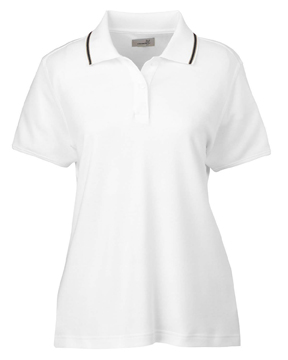 Ashworth 1149C Ladies' Performance Wicking Blend Polo