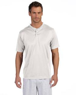 Augusta Sportswear 426 Performance 2-Button Henley