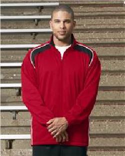 Augusta Sportswear 4380 Sportswear Tri-Color Jacket
