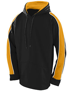 Augusta Drop Ship 5523 - Adult Wicking Polyester Fleece Hoody
