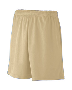 Augusta Drop Ship 733 Mini Mesh League Short