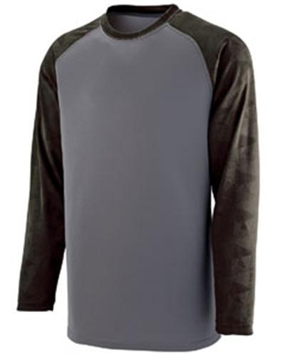 Augusta Sportswear AG1726 - Adult Fast Break Long-Sleeve Jersey