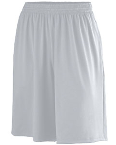 Augusta Sportswear AG949 - Adult Polyester/Spandex Short with Pockets