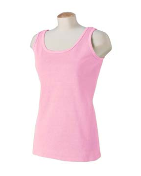Authentic Pigment 1972 - Women's 5.6 oz. Pigment-Dyed & Direct-Dyed Ringspun Tank