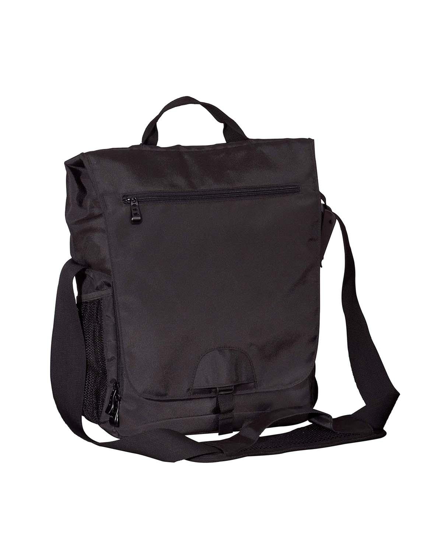 BAGedge BE043 - Vertical Messenger Tech Bag
