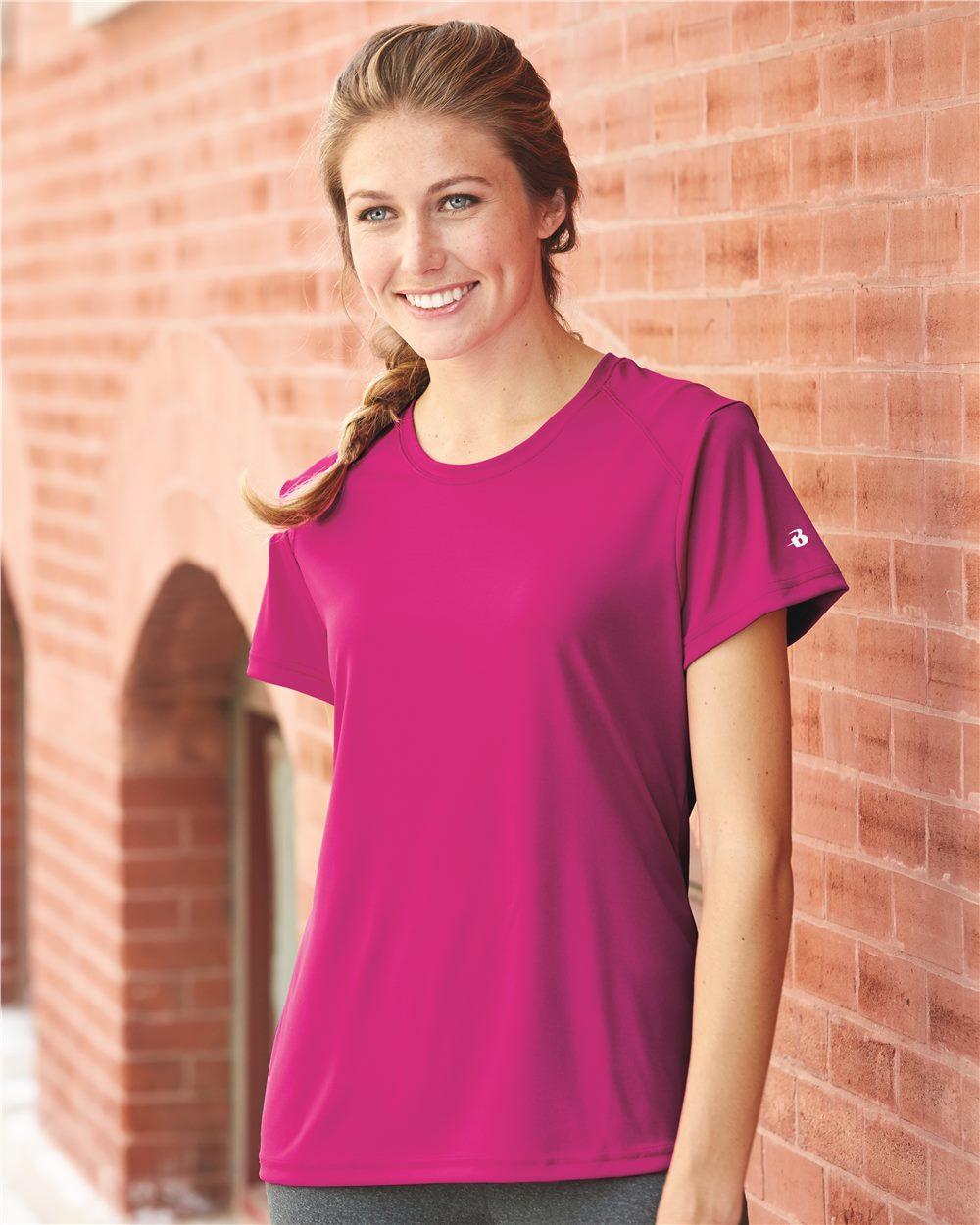 Badger Sport 4160 B-Dry Core Ladies' T-Shirt