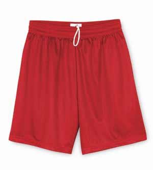 "Badger Sport 7239 9"" Inseam Mini Mesh Shorts"