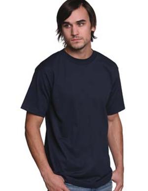 Bayside 1701 50/50 Short Sleeve T-Shirt