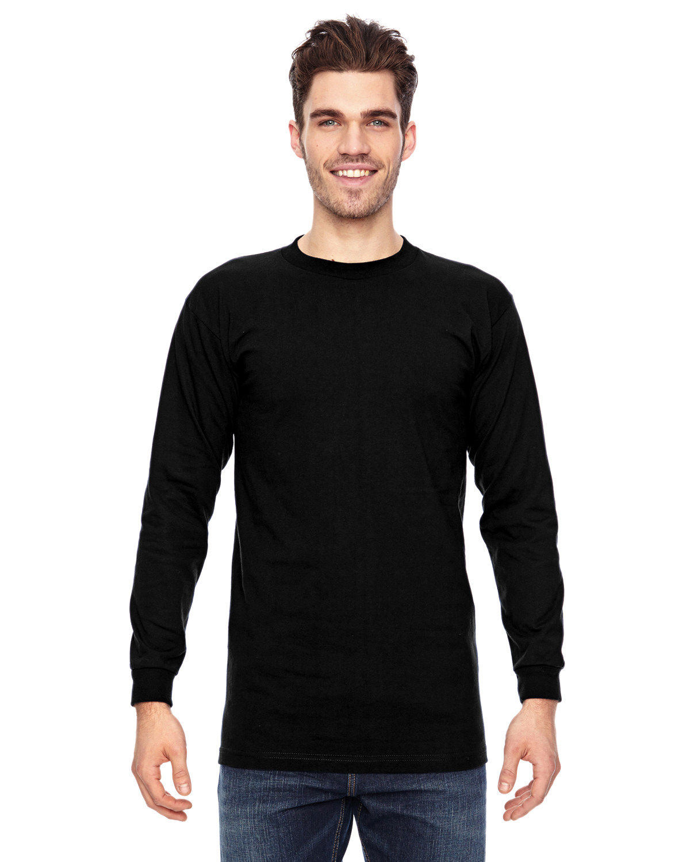 Bayside 6100 Long Sleeve T-Shirt