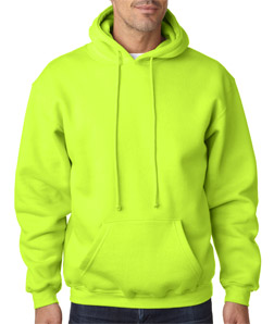 Bayside B960 - Adult Hooded Fleece