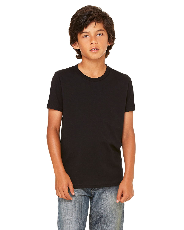 f3eca491 Bella 3001Y Youth 4.2 oz. Jersey T, Gildan 42000B - Youth Core Performance T -Shirt, Champion T435 - Youth Short Sleeve ...