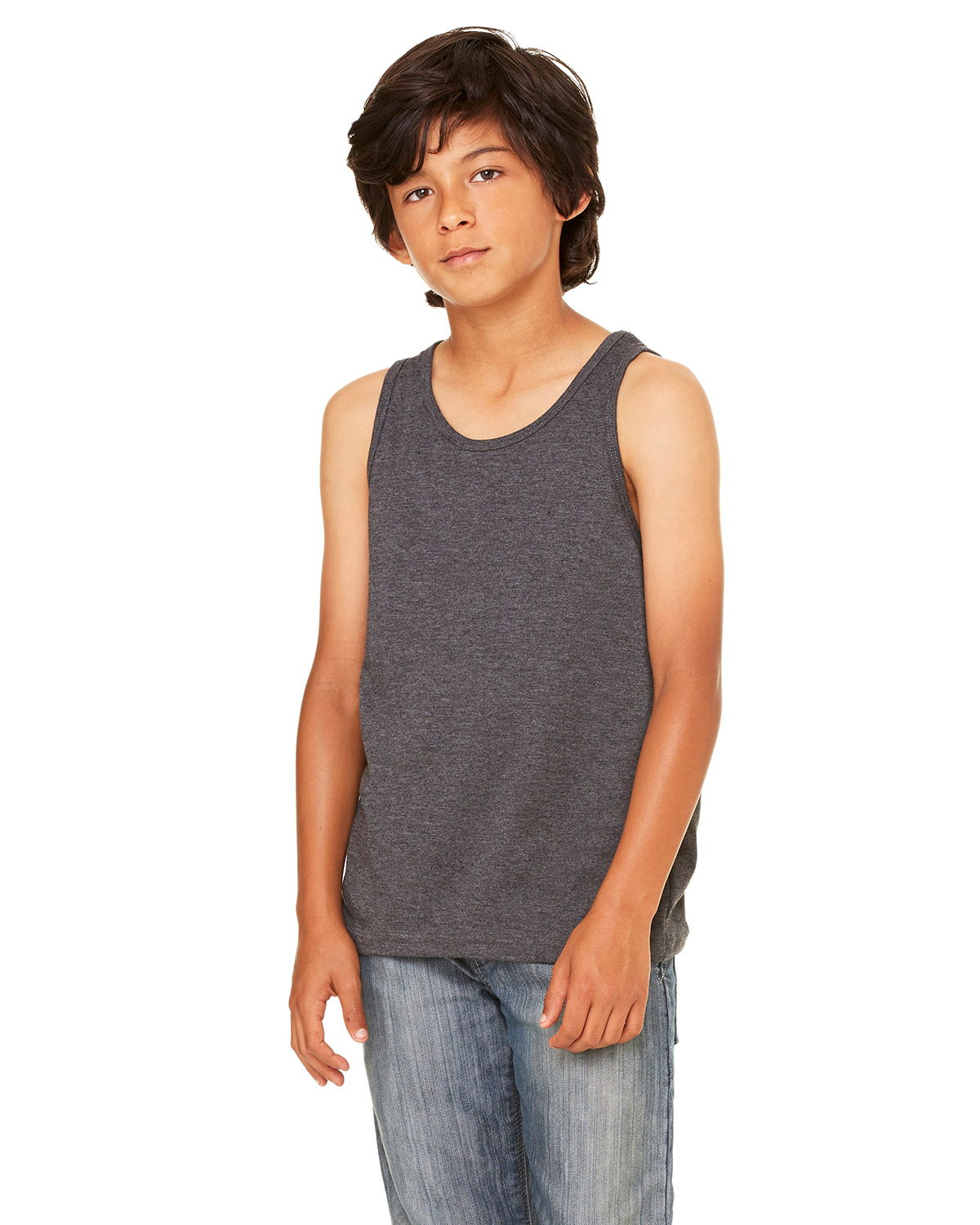 Canvas Youth Jersey Tank - 3480Y