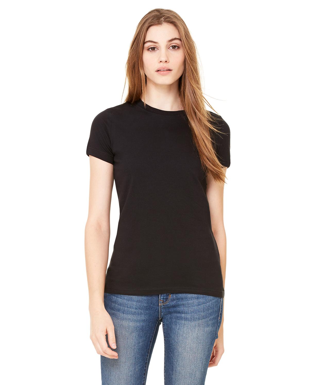 bella 6000 Ladies' Short Sleeve Crewneck T-Shirt