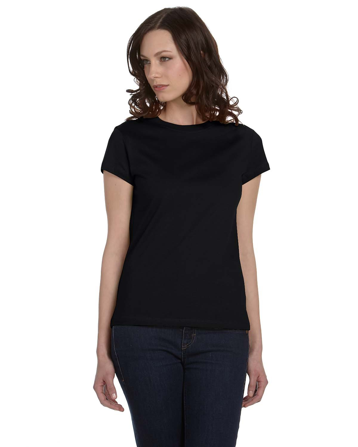 bella 6020 Ladies' Organic Cotton Short Sleeve T-Shirt