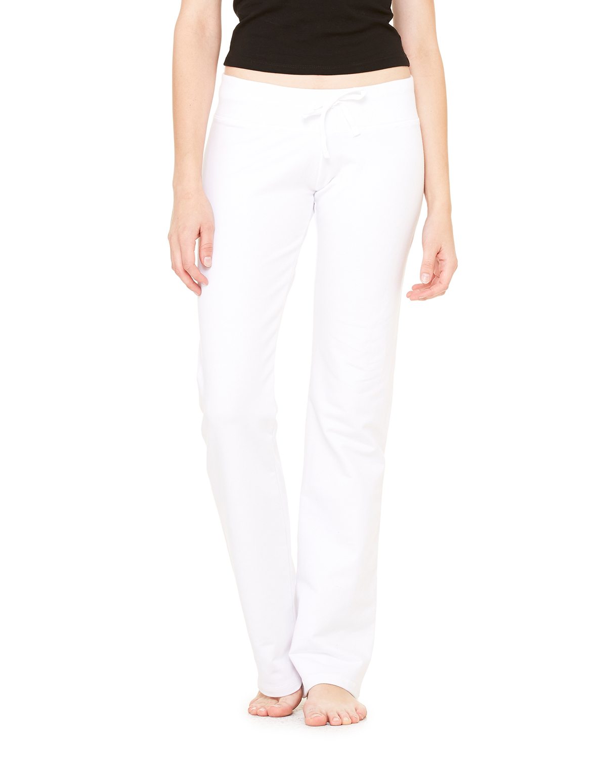 Bella 7217 Ladies' French Terry Lounge Pants