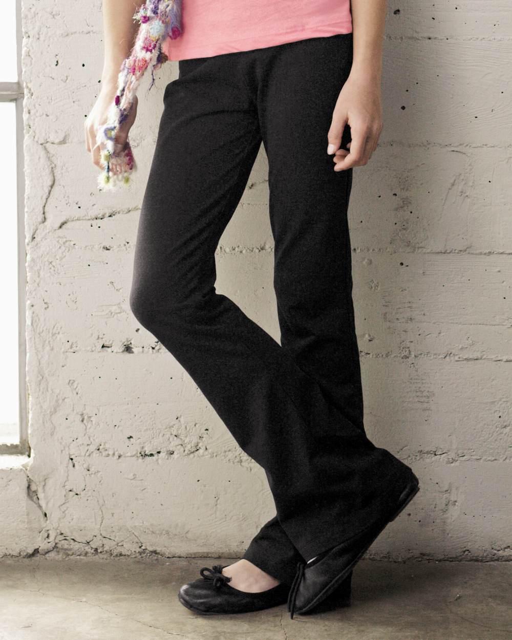 Bella 910 cotton spandex dance pant