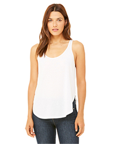 Bella+Canvas B8802 - Ladies' Flowy Side Slit Tank
