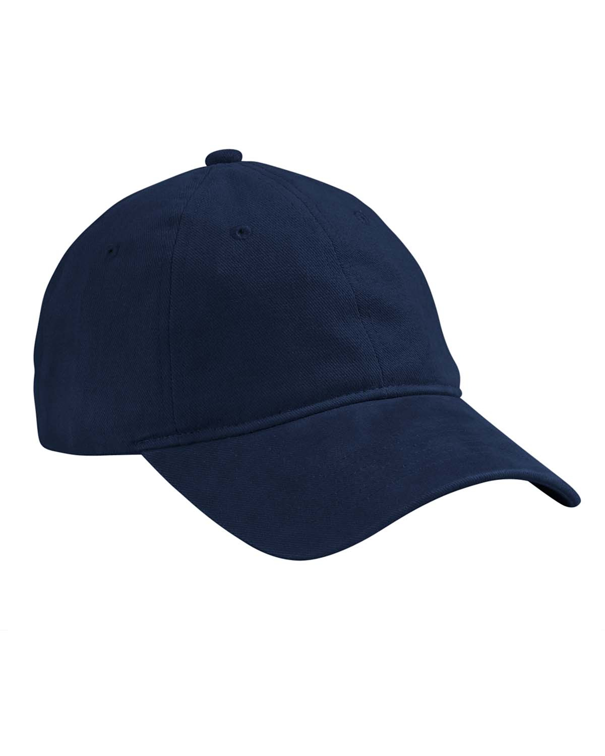 Big Accessories BA511 - Heavy Brushed Twill Unstructured Cap