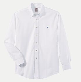 Brooks Brothers BR5084 346 Men's Oxford Sport Shirt