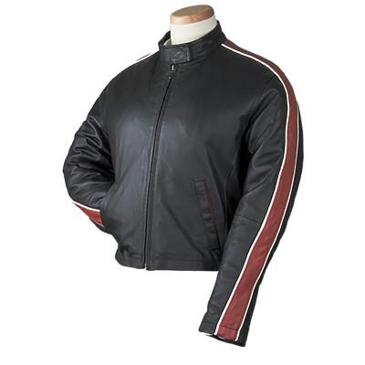 Burk's Bay BB2102 - Ladies' Red Racing Full-Zip Jacket