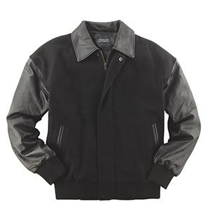 Burk's Bay BB532 Wool and Premium Lamb Jacket
