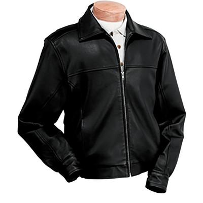 Burk's Bay BB625 - Men's Superior Napa Full Zip Jacket