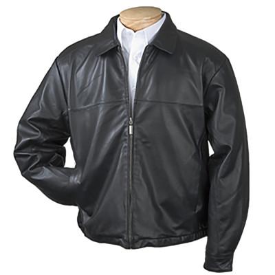 Burk's Bay BB629 - Men's Premium Lambskin Full Zip Jacket