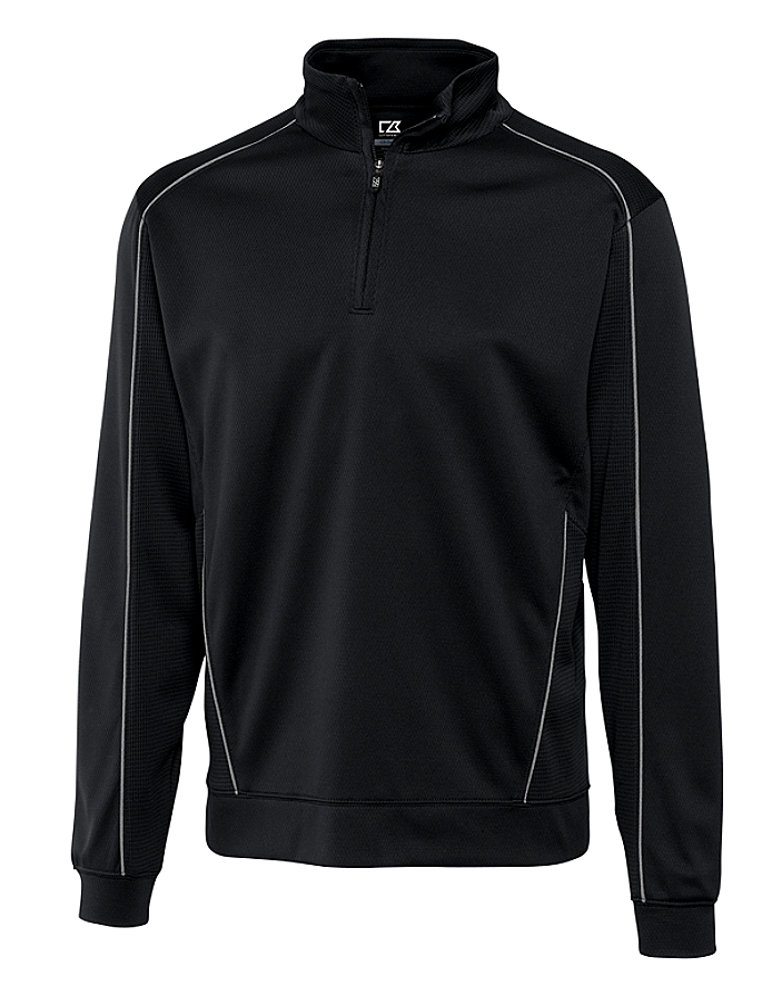 CUTTER & BUCK BCK08861 - B&T Men's CB DryTec Edge Half Zip