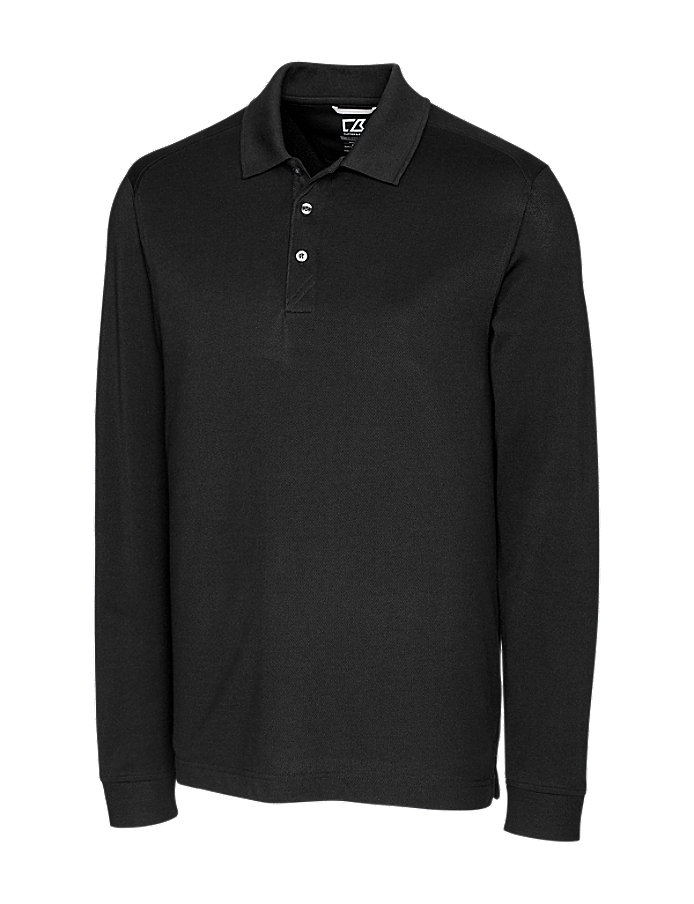 CUTTER & BUCK BCK09322 - B&T Men's Advantage L/S Polo