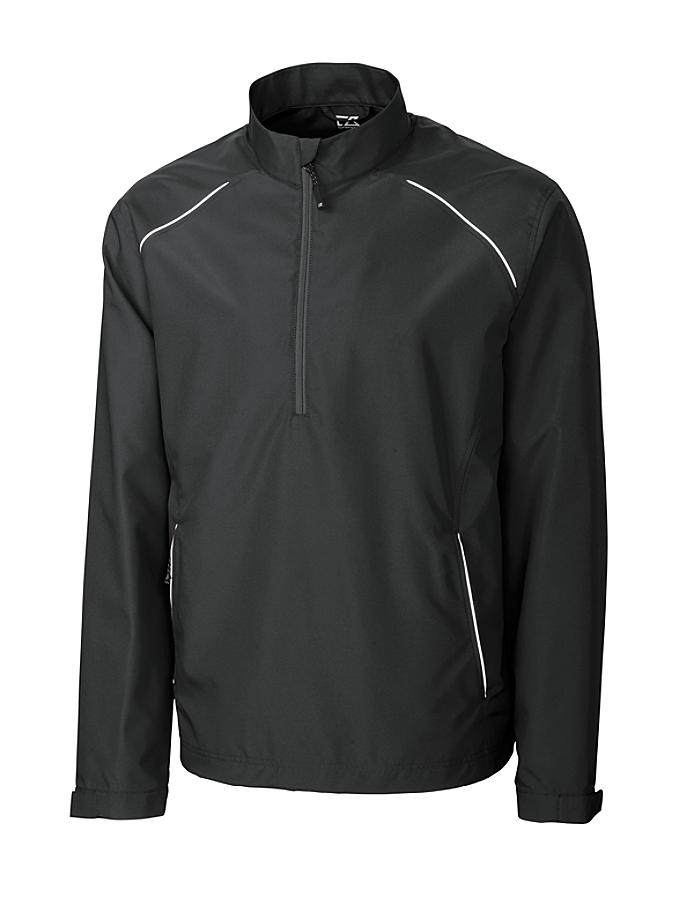 CUTTER & BUCK BCO00922 - B&T Men's CB WeatherTec Beacon Half Zip Jacket