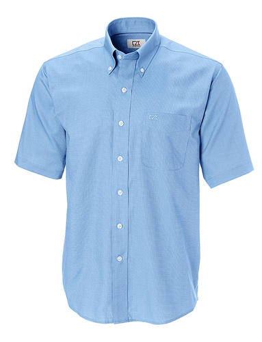 CUTTER & BUCK BCW01797 - B&T Men's S/S Epic Easy Care Nailshead