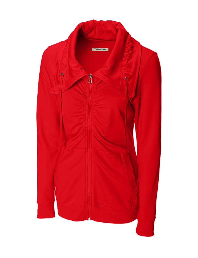 CUTTER & BUCK LCK02423 - Ladies' Squeeze Play Full Zip
