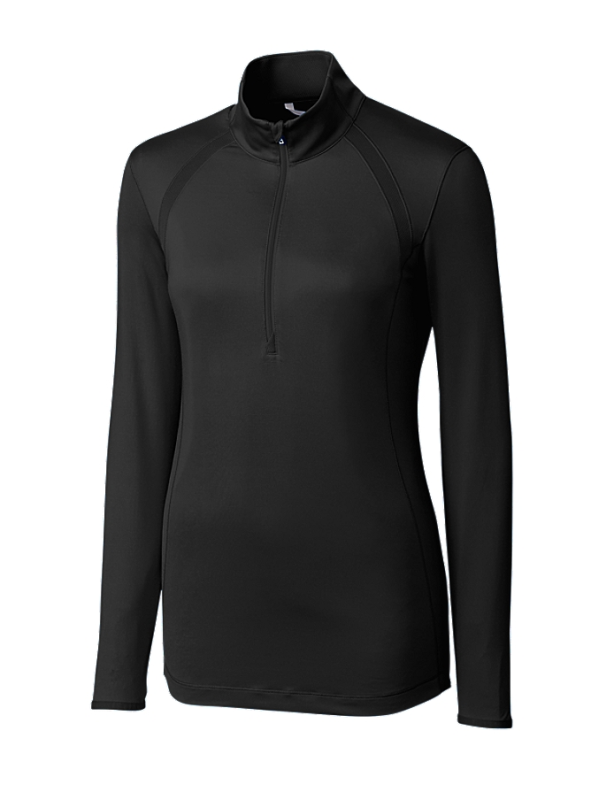 CUTTER & BUCK LCK08686 - Ladies' Williams Half Zip