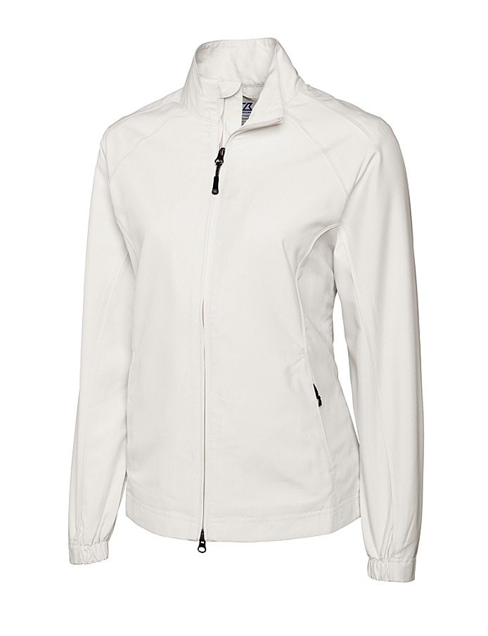 CUTTER & BUCK LCO01170 - Ladies' CB WindTec Astute Full Zip Windshirt