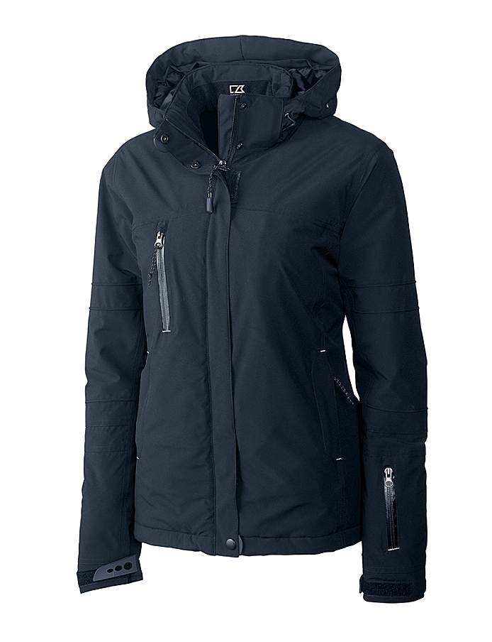 CUTTER & BUCK LCO01187 - Ladies' CB WeatherTec Sanders Jacket