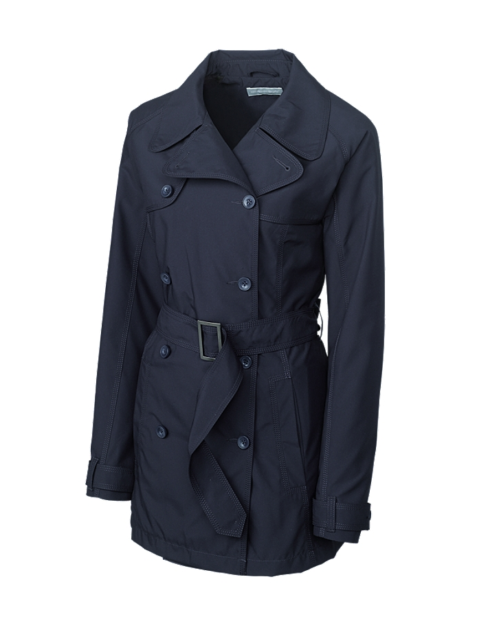 CUTTER & BUCK LCO01198 - Ladies' CB WeatherTec Mason Trench Coat