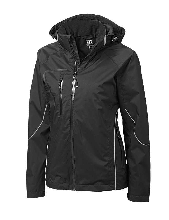 CUTTER & BUCK LCO01201 - Ladies' CB WeatherTec Glacier Jacket