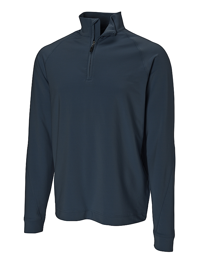 CUTTER & BUCK MCK00637 - Men's CB DryTec Montlake Half Zip Fleece