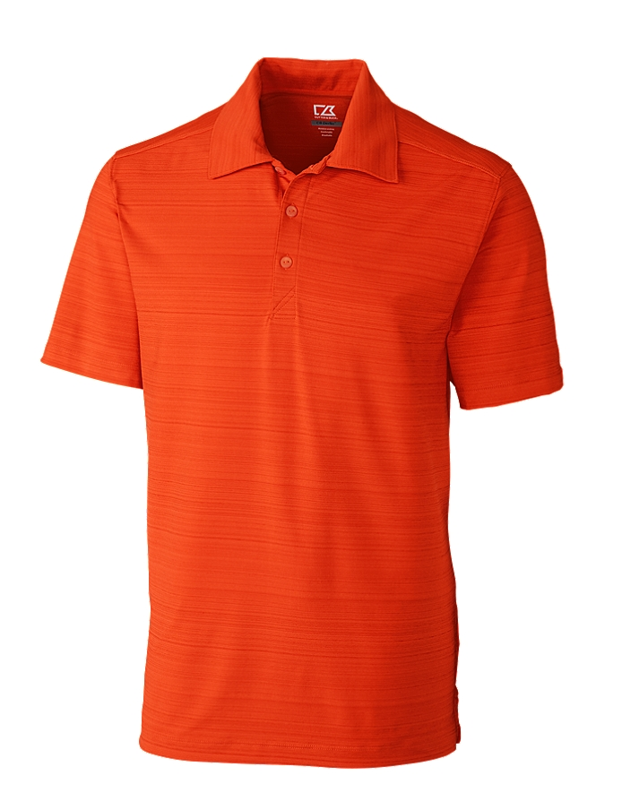 CUTTER & BUCK MCK00755 - Men's CB DryTec Highland Park Polo