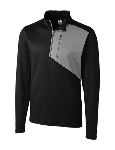 CUTTER & BUCK MCK09265 - Men's Shaw Hybrid Half Zip